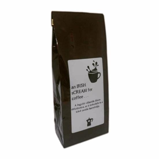 an IRISH sCREAM for coffee...