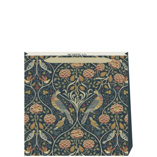 """Ajándékzacskó """"M"""" - SEASONS BY MAY BLUE - William Morris"""