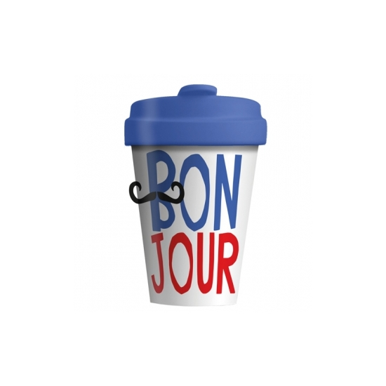 Bamboo Cup - Bonjour