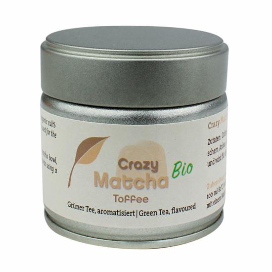 Crazy Matcha - bio - Toffee