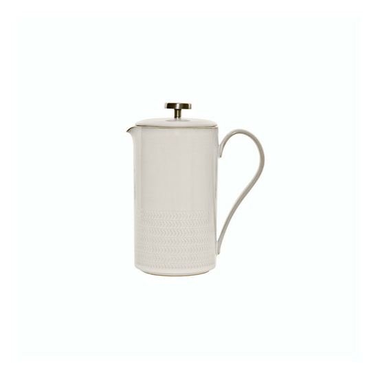 Natural Canvas French Press