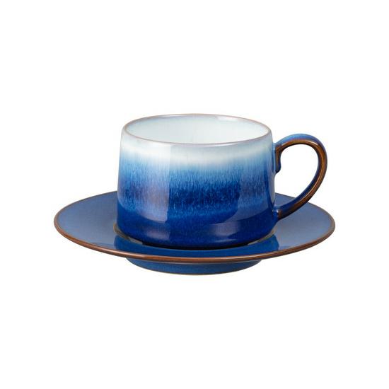 Blue Haze csésze és alj