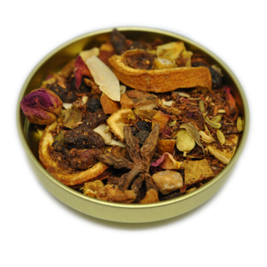 Rooibos - The spice is right!