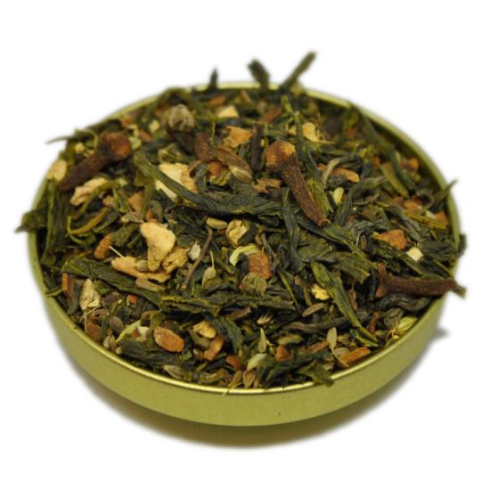 Green Chai - bio -