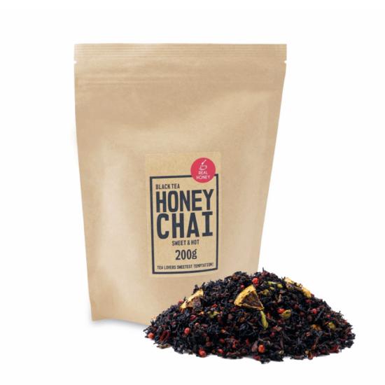 Honey Chai - Sweet & Hot
