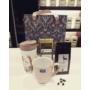 """Kép 2/2 - Ajándékzacskó """"M"""" - BLACKTHORN - William Morris"""