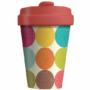 Kép 1/2 - Bamboo Cup - Bright Circles