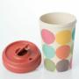 Kép 2/2 - Bamboo Cup - Bright Circles
