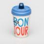 Kép 3/4 - Bamboo Cup - Bonjour