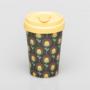 Kép 2/4 - Bamboo Cup - Sunflowers