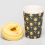 Kép 4/4 - Bamboo Cup - Sunflowers